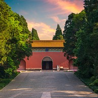 Ming Xiaoling Mausoleum / 明孝陵