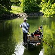 Gondola sui canali