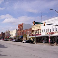 Historical Downtown Sandusky