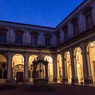 San Lorenzo Maggiore-kyrkan