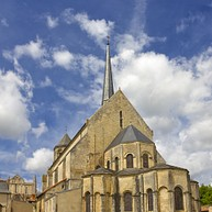 Church of Sainte-Radegonde