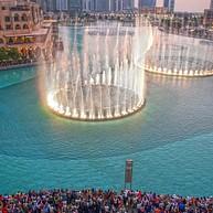 두바이 분수