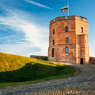 Gediminas' Tower of the Upper castle