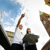 Friday and Saturday Guided tours of Maribor
