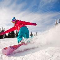 Waterville Valley Snowboarding