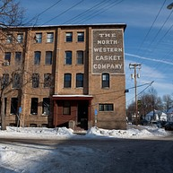 Northeast Minneapolis Art District