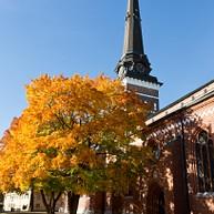 Die Kathedrale von Västerås