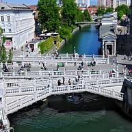 La Liubliana de Plečnik