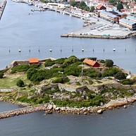 Fortress island Kastellet
