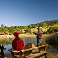 Cloverdale Wine Country KOA Camping Resort