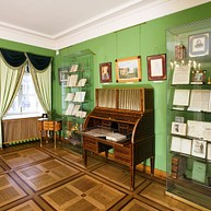 Pushkins Lägenhetsmuseum
