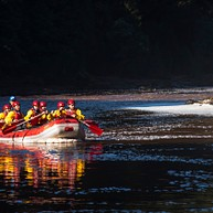 King River Rafting
