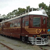 Museum der Eisenbahngesellschaft von Paterson