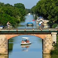 Het Canal du Midi: de droom van de zonnekoning
