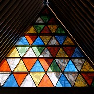 Transitional 'Cardboard' Cathedral