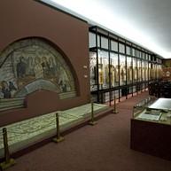 Glagolitic alphabet exhibition
