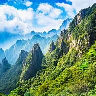 Huashan Mountain / 华山