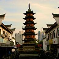 Tianfeng Pagoda / 天封塔