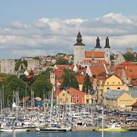La ciudad hanseática de Visby