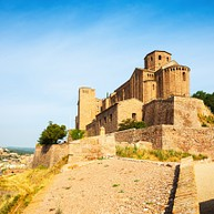 Slottet Cardona, saltbergets härskare