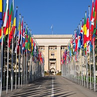 UN Headquarters - Palais des Nations