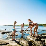 卡尔斯克鲁纳群岛 - 1,650 个岛屿和小岛