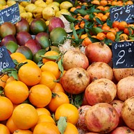 Cours Julien Market