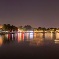 Le lac Hou Hai