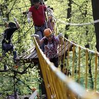 Adventure park Terme Tuhelj
