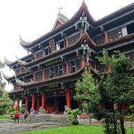 Wenshu Monastery / 文殊院