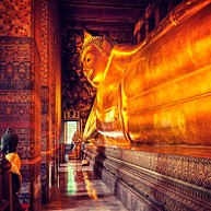 Wat Phra Chetuphon (Temple of the Reclining Buddha)