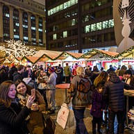 Christkindlmarket Chicago (November-December)