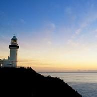 케이프 바이런 헤드랜드(Cape Byron Headland)와 등대