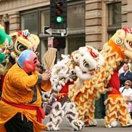 Celebración del Año Nuevo chino en Stockton (marzo)