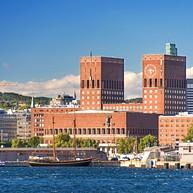 Mairie d'Oslo