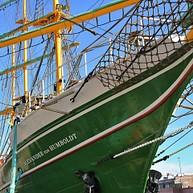 Alexander von Humboldt – Das Schiff