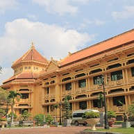 Museum of Vietnamese History (bao Tang Lich Su)