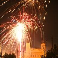 Prosit Neujahr Debrecen!