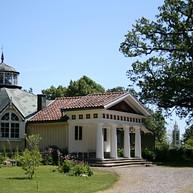 Finca Admiral af Chapman en Skärva ,parte del Patrimonio de la Humanidad