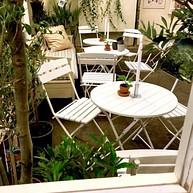 Café Blekingeplantan's Garden