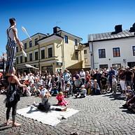 Vårstad i Växjö