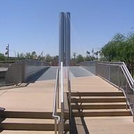 Soleri Bridge and Plaza