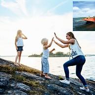 Visita l'isola Ytterön/Hästholmen