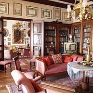 Memorial library and collection Mažuranić-Brlić-Ružić, Villa Ružić