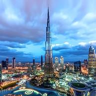 Escala en Dubái
