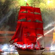 23 June 2019: Scarlet Sails