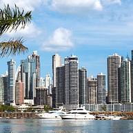 Panama City, Central America