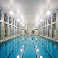 Yrjönkatu 游泳馆