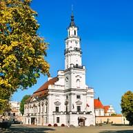 Town Hall (Rotušės Aikštė)