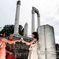 Das Odeon von Philippopolis